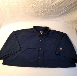 Mountain Hardwear button up shirt XXL